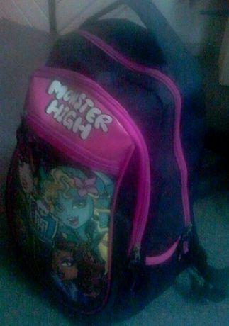 Рюкзак для школьницы + пенал