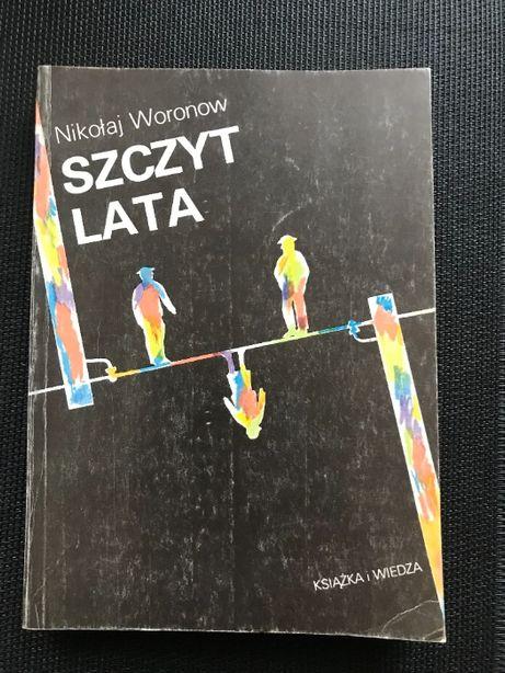 Szczyt Lata | Nikołaj Woronow