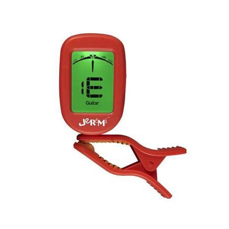 Tuner chromatyczny JEREMI T30W Czerwony
