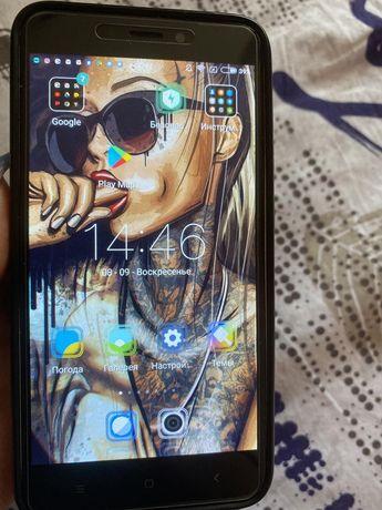 Xiaomi Redmi 4x 2/16 GB (black-gold)