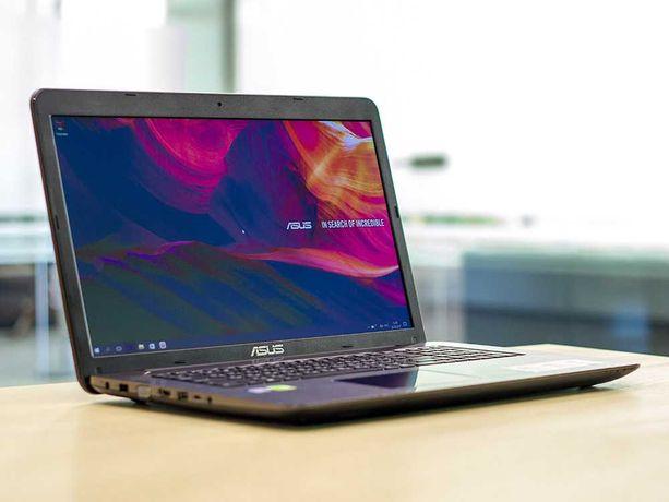 17 дюймов ноутбук Asus Intel i5-6200 | 12 RAM | GF 940 MX | Гарантия