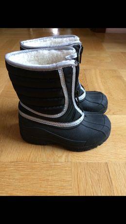Зимовий чоботи на овчині Clarks
