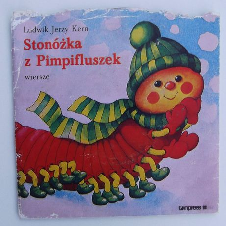 Płyta vinylowa Stonóżka z Pimpifluszek