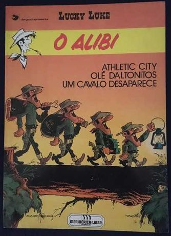 Lucky Luke - O Alibi