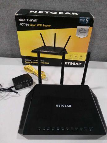 Игровой Wi-Fi роутер Netgear R6700 Nighthawk AC1750 маршрутизатор