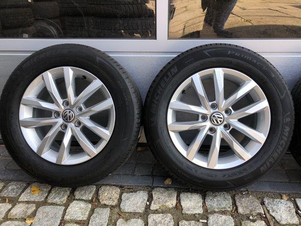 """"""" Alufelgi koła aluminiowe 16"""" VW+ opony 215/60r16!!"""