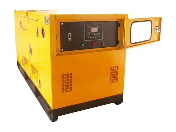 AGREGAT prądotwórczy 15 kW = 19 kVA, ATS/SZR, AVR, GAPPA, generator