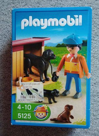 Playmobil pies ze szczeniakami 5125