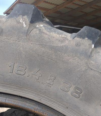 Opona rolnicza 18.4 r38 bieżnik ok2cm(minimum)