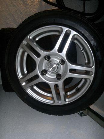 Jantes 15 TEKNO Com pneus