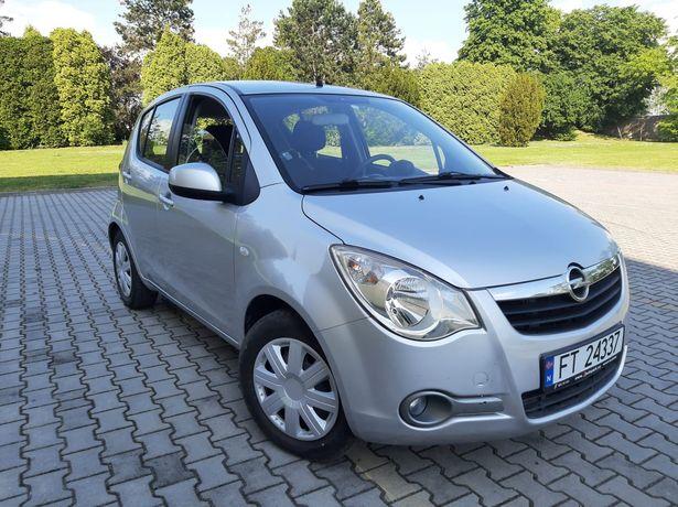 Zwinny i ekonomiczny Opel Agila 1.2 benzyna (łańcuszek)**Nawigacja**