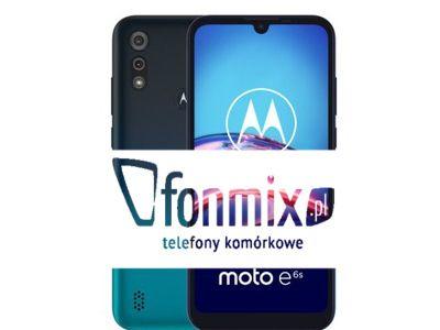 telefon Motorola E6s galeria Rondo Bochnia