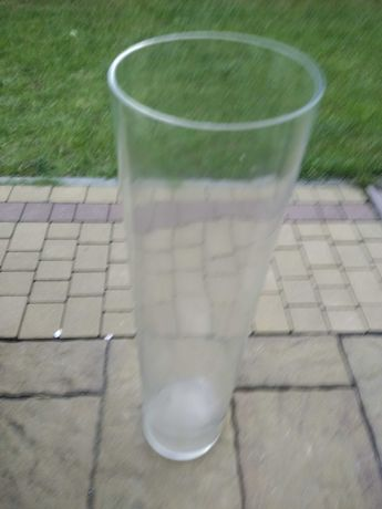 Sprzedam szklany wazon