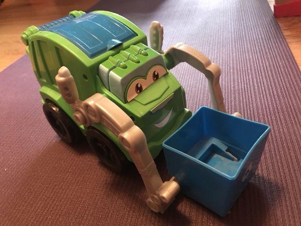 Машинка-мусоровоз Hasbro Playdoh