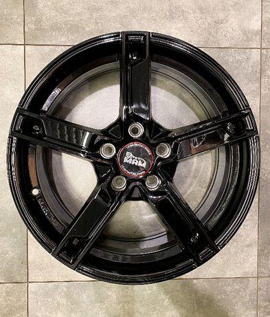 Nowe felgi MAM W4 16x6.5 5x100 Skoda Kamiq Rapid Audi A1 TT VW Golf B[