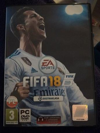FIFA 18 gra na pc