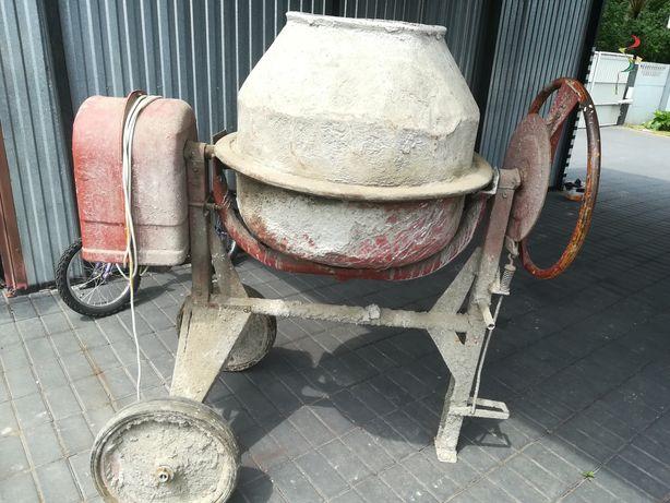 Sprzedam betoniarkę na 230v