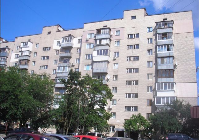 Вышгород, Набережная ул, 4х комн. квартира 82 кв.м