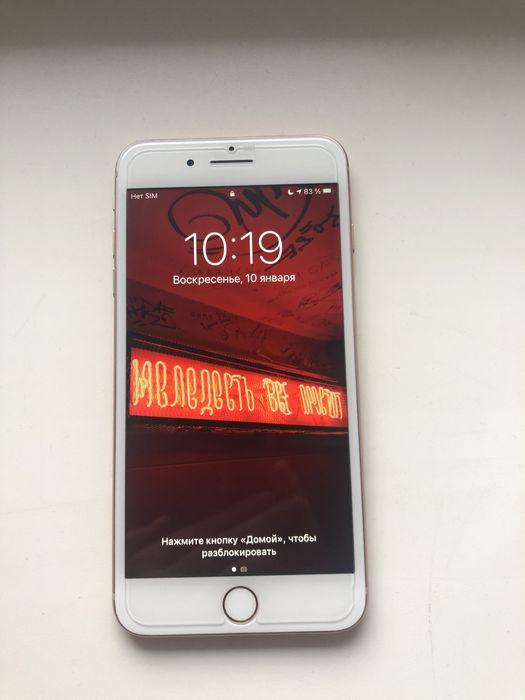 iPhone 8+ 64 gb Gold Rose Киев - изображение 1