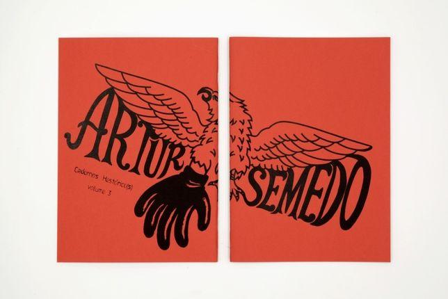 Caderno Hestórico volume 3 Artur Semedo