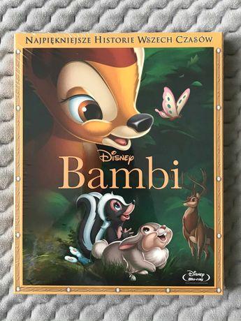 """Bambi"" - bajka Walta Disneya - Blu-ray (polski dubbing)"