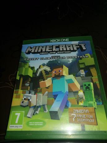 Minecraft na Xbox One