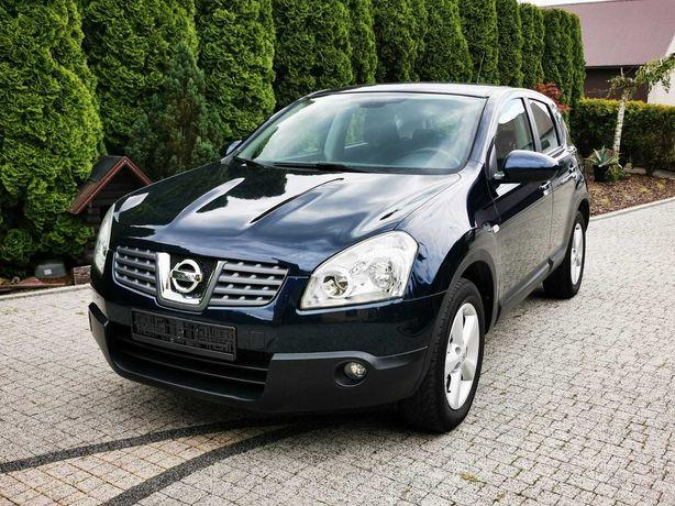 Nissan Qashqai 2.0 benzyna bardzo ładny mały przebieg 135 000km