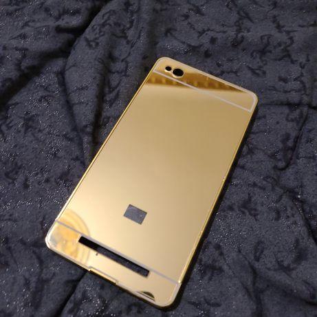 Продам чехол на Xiaomi Redmi 3 золотой 1 шт.