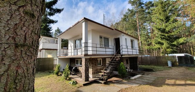 Domek nad jeziorem Wynajem Zalew Koronowski Srebrnica
