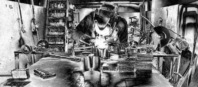Spawanie konstrukcji, stali, nierdzewnej, aluminium, magnezu, mosiądzu