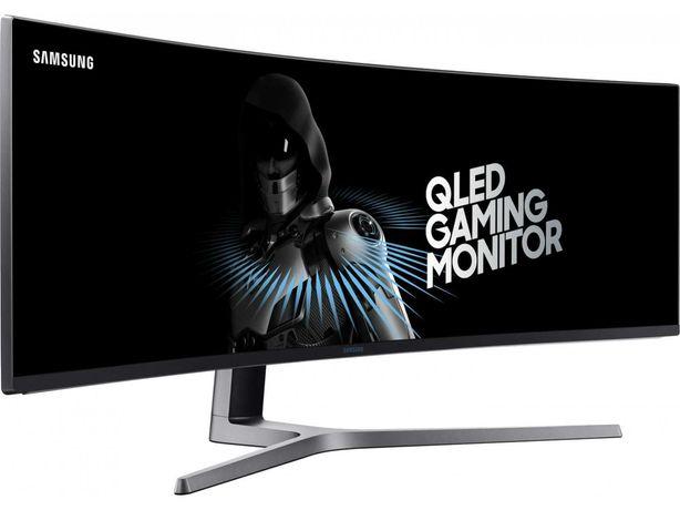 "Компьютер Gbox A2655 + Монитор 48,9"" Sumsung C49HG90DMI Срочно!"