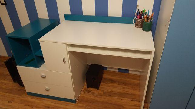 biurko młodzieżowe