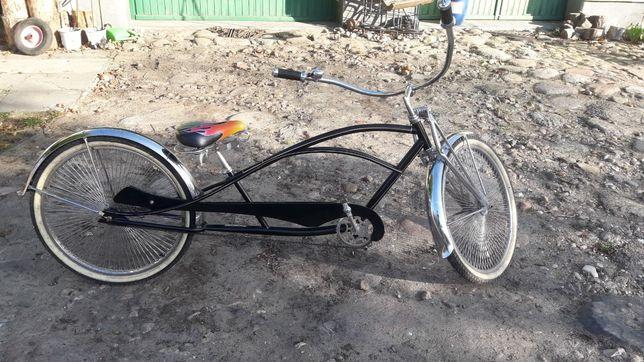 Rower Cruiser  design