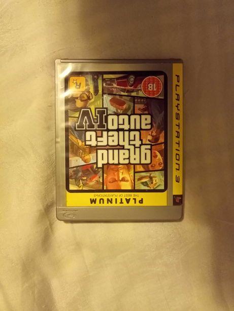 PlayStation 3 GTA IV