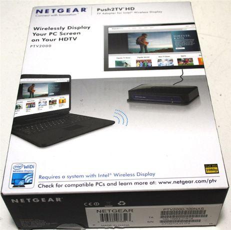 Transmissor de Video Wireless de PC para TV Netgear PTV2000