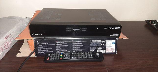 Tuner Manta HD9000 Live Sat Pro