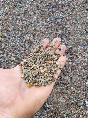 Żwir 2-8, piasek płukany kruszywo
