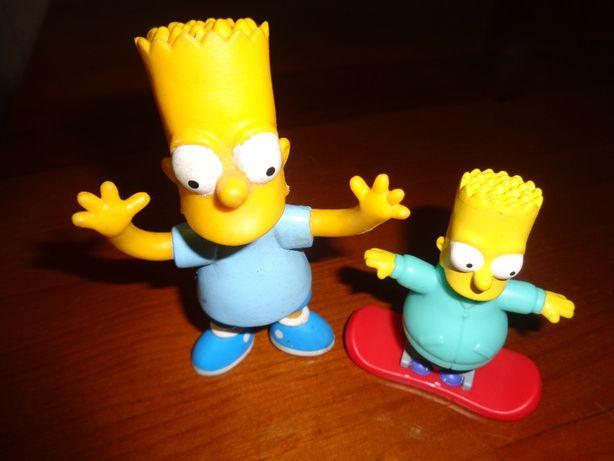 Bonecos Bart Simpson 2 Bonecos Diferentes
