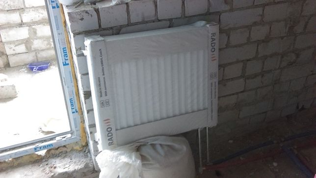 продам стальной радиатор RADO