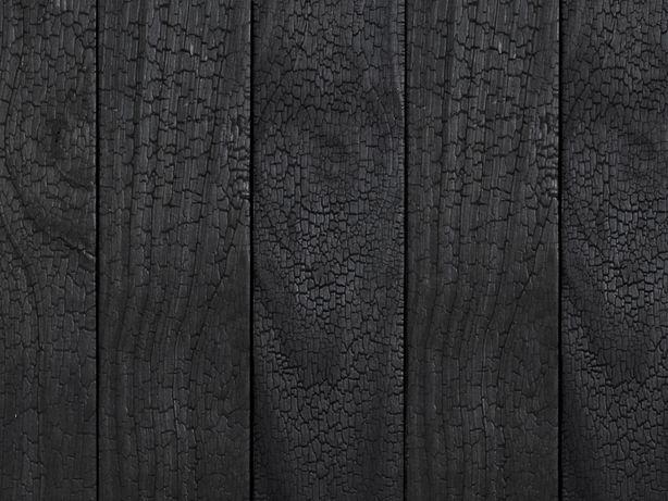 Shou Sugi Ban - Opalane deski elewacyjne 20x145. Mega Oferta!