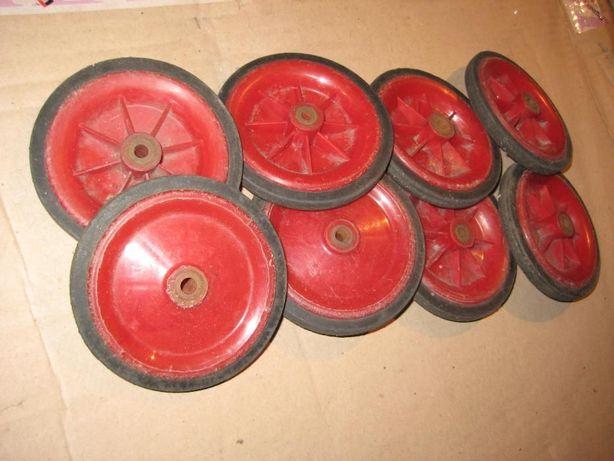 колеса пластмассовые