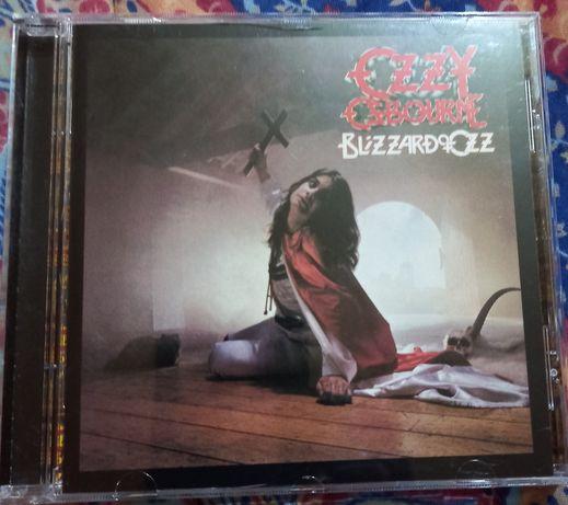 """Vendo Cd Ozzy Osbourne """" Blizzard of Ozz"""""""