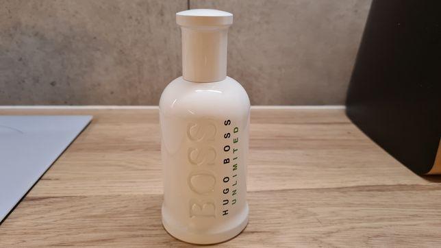 HUGO BOSS UNLIMITED- Oryginalna woda toaletowa, perfum