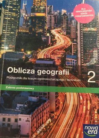 Podręcznik do geografii do 2 klasy liceum