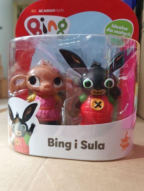 Bing - Króliczek Bing i Sula 2 Figurki Zestaw 3527