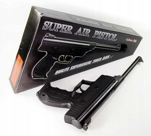 Pistola Pressão de Ar 4.5 Kandar Nova e Selada