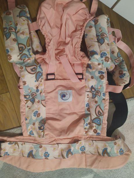 Nosidło ergonomiczne ergo baby rose