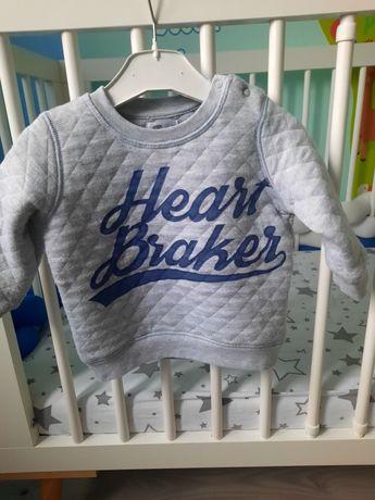 Bluza niemowlęca, rozmiar 80