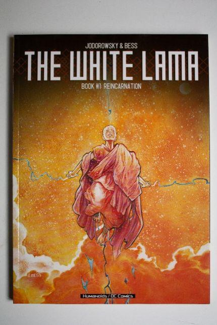 The White Lama 1-2 SC cała seria (komiks USA)