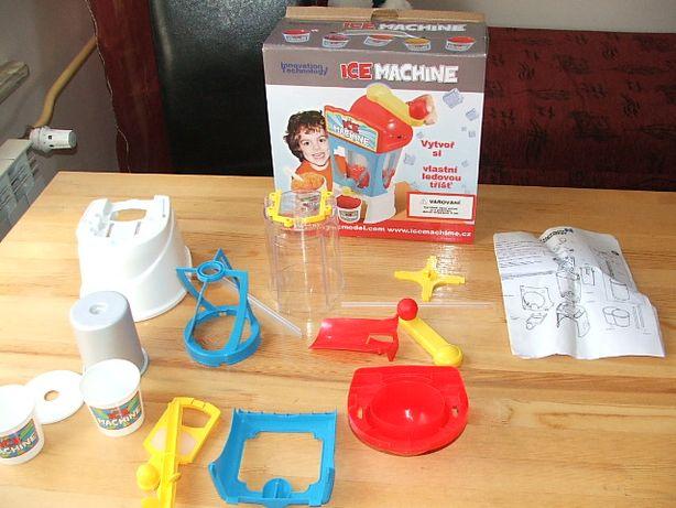 Rezerwacja Maszynka do lodów dla dzieci, zabawka a możesz